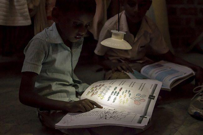 A lâmpada que pode revolucionar a vida de milhões pessoas