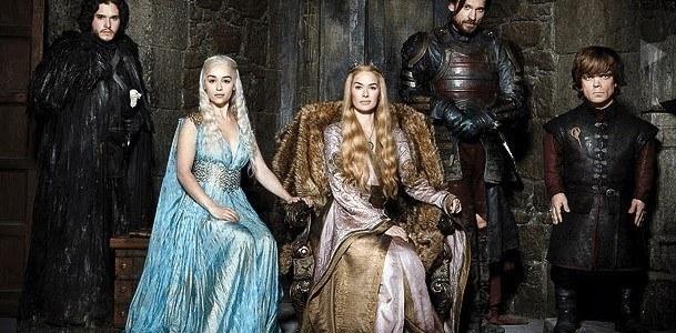 Game of Thrones Personagens Principais