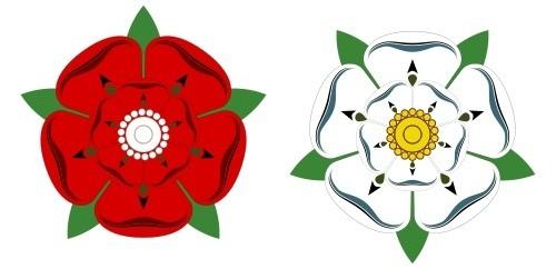 Brasões Guerra das Rosas