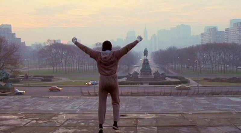 6 fatos que mostram porque a saga Rocky Balboa formam caráter