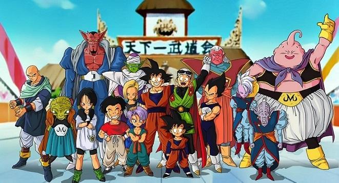 animes parecidos com Dragon Ball Z