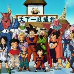 Animes Parecidos com Dragon Ball z