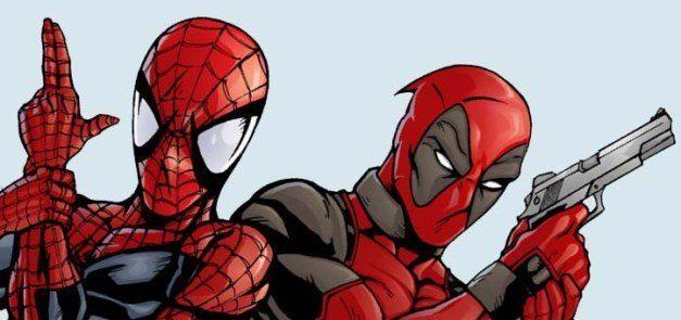 Marvel anuncia série do Homem Aranha e Deadpool
