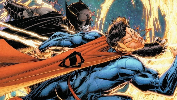 9 personagens mais poderosos e que derrotariam o Superman: Batman e Superman Lutando