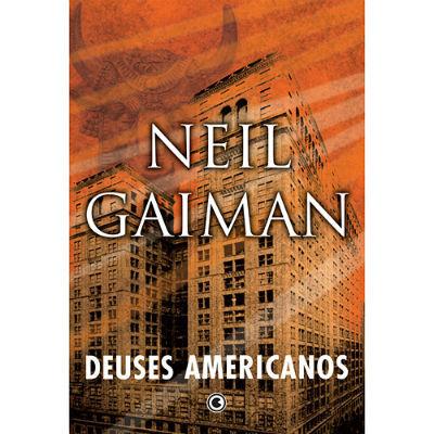 Livros Nerds Deuses Americanos