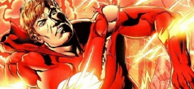 Flash Wally West DC