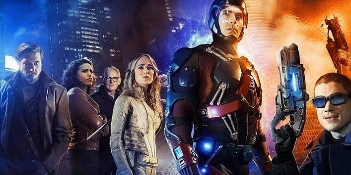 Trailer Completo Trailer Completo Legends of Tomorrow da DC