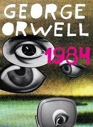 Livros Nerds 1984 - George Orwell