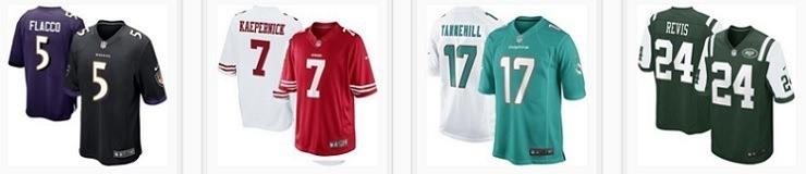 Camisas de futebol americano Firstdown