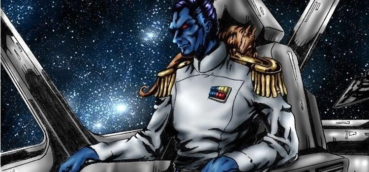 Grande Almirante Thrawn