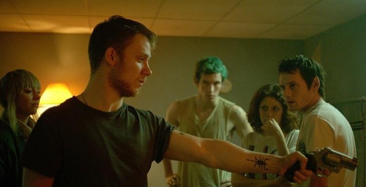 Green Room Trailer Legendado +18