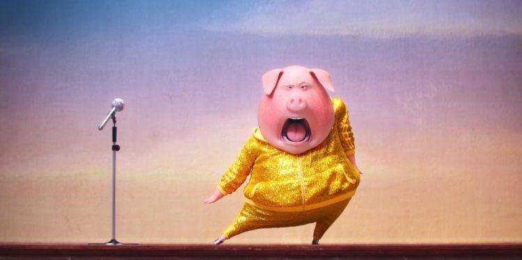 Sing: Quem Canta Seus Males Espanta Trailer Legendado