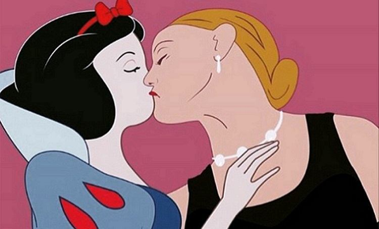 As princesas Disney como deveriam ser