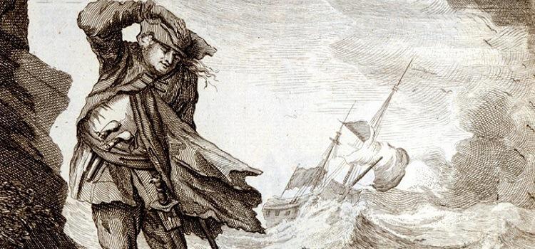 Piratas malvados: Foto Capitão Pirata Edward Low