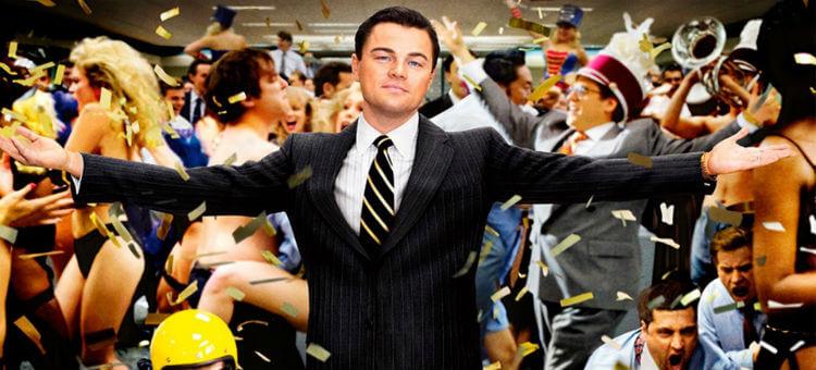 Filme O Lobo de Wall Street