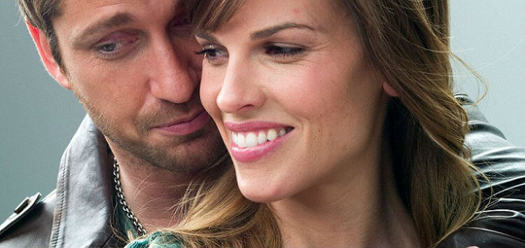 Livro P.S. Eu te amo: foto do filme Ps eu te amo