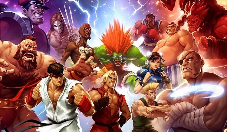 Segredos e Curiosidades sobre Street Fighter que você não conhecia: todos os personagens de Street Fighter