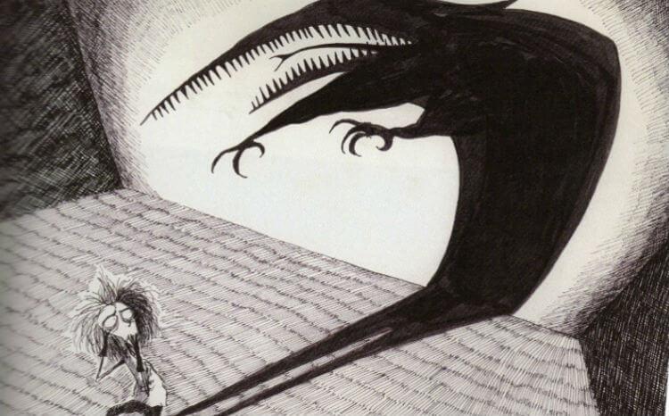 Curta Metragem Vincent de Tim Burton Legendado: Vincent com medo da sua sombra