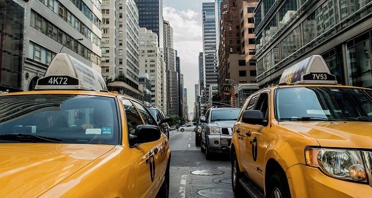 5 destinos que todo viciado em cinema deveria conhecer: Taxi em Nova York