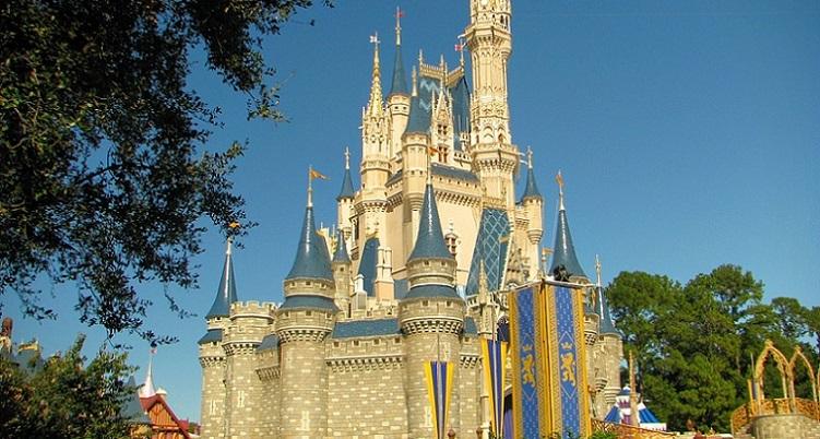 5 destinos que todo viciado em cinema deveria conhecer: Castelo Disney