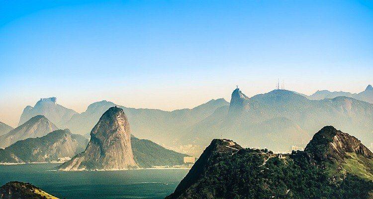 5 destinos que todo viciado em cinema deveria conhecer: Paisagem do Rio de Janeiro