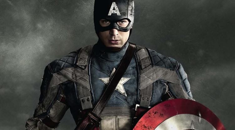 Capitão América: O primeiro vingador poster