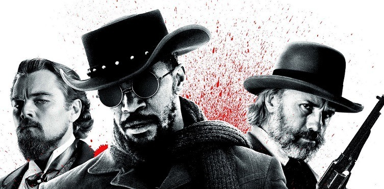 Cartaz do filme Django Livre - O Filme
