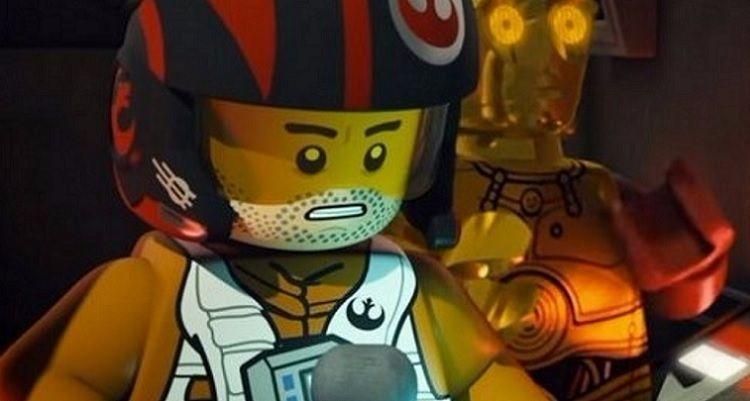 LEGO Star Wars: O Despertar da Força - A Busca de Poe pela Sobrevivência