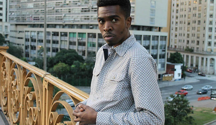 Rapper Amiri cada vez mais lírico