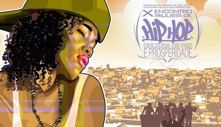 10º Encontro Paulista de Hip Hop banner