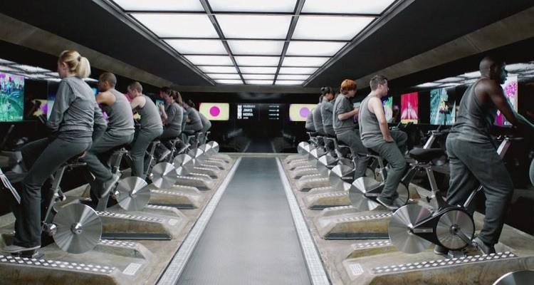 15 milhões de méritos Black Mirror