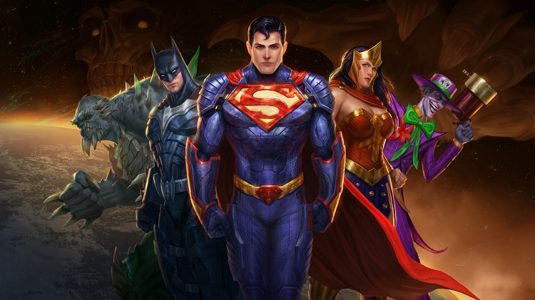 DC Legends Smartphone Android e Apple