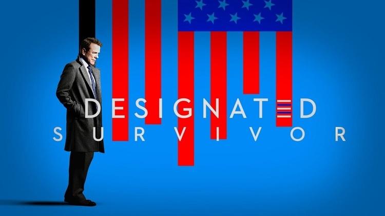 Designated Survivor imagem da abertura da série