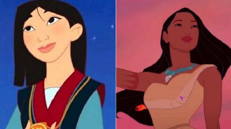 Princesas Disney e a tal da Representatividade...