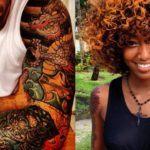 Tatuagem em pele negra ou morena: mitos e verdades
