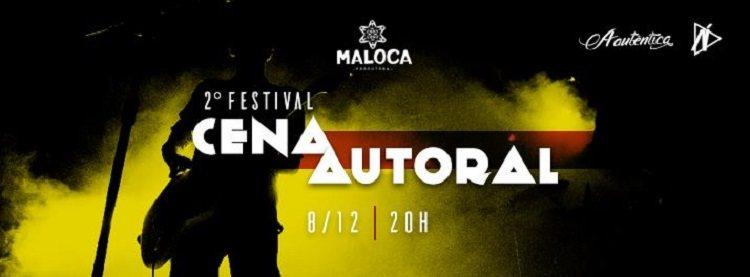 2º Festival Cena Autoral acontece hoje em Belo Horizonte