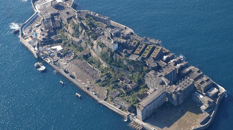 ilha de hashima