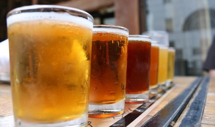Copo de Cerveja Artesanal