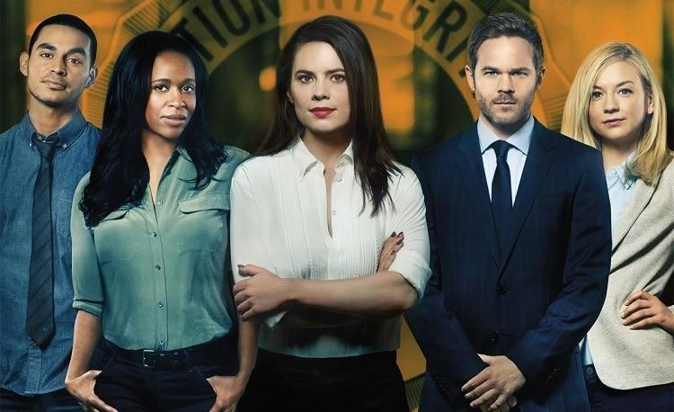 Equipe da série Conviction
