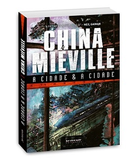 Resenha de A Cidade e a Cidade, de China Miéville