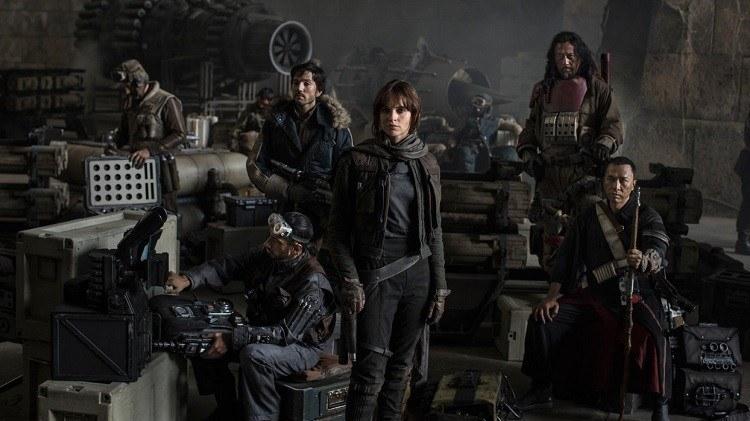 Rogue One: uma história Star Wars terá ações especiais na Flix Midia