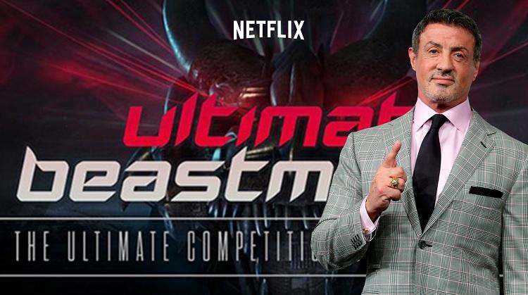 Ultimate Beastmaster Netflix