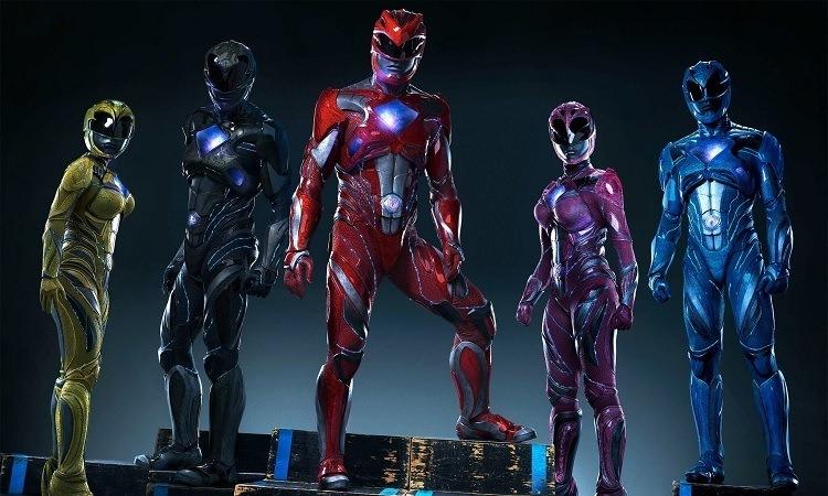 Power Ranger Filme 2017