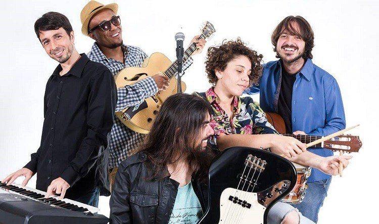 Integrantes banda Bequadros