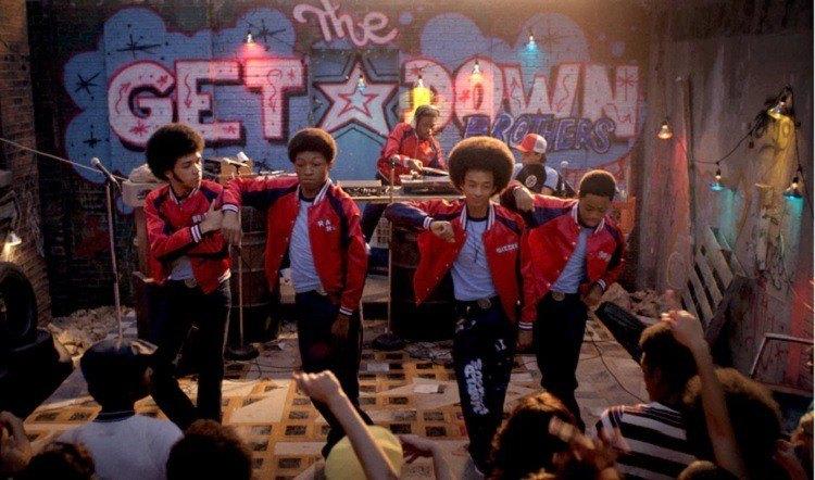 Estreia de abril na Netflix: The Get Down