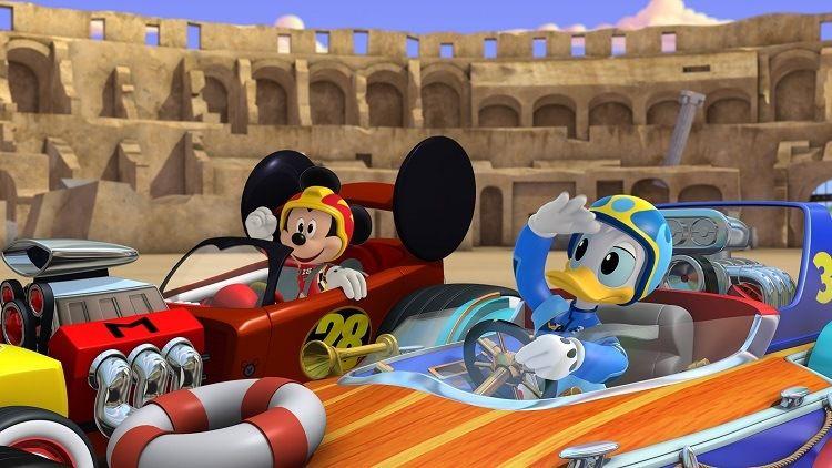 Mickey: Aventuras sobre Rodas | Animação estreia em maio no Disney Channel