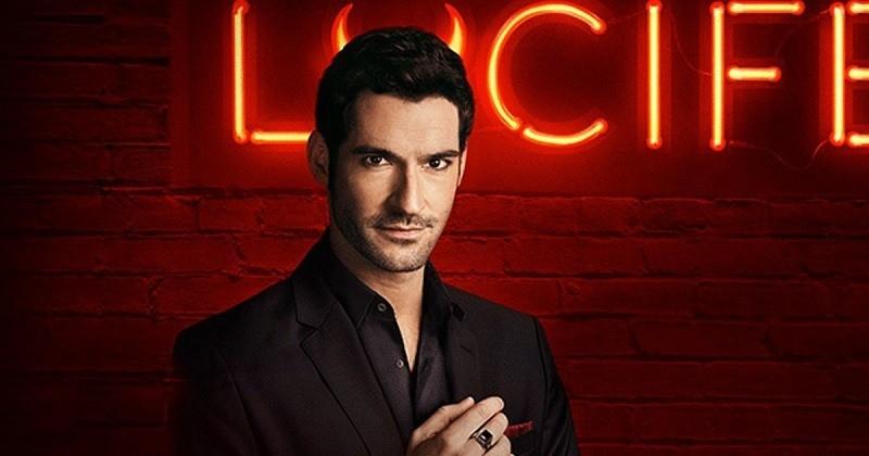 Cartaz série Lucifer
