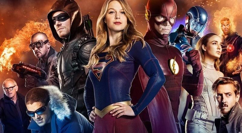 Foto dos Herois da DC