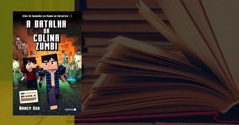 Capa do Livro A Batalha da Colina Zumbi