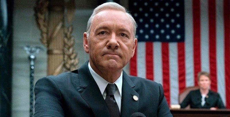 , Netflix cancela House of Cards após escandalo de Kevin Spacey. Será?